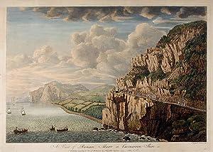 A View of Penmaen Mawr in Caernarvon Shire: BOYDELL, John (1719-1804)