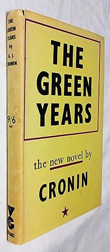 Green Years, The: CRONIN, A.J.