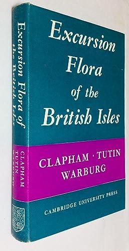 Excursion Flora of the British Isles: CLAPHAM, A.R., TUTIN,