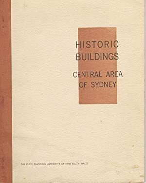 Historic Buildings Vol. 11, Central Area of Sydney