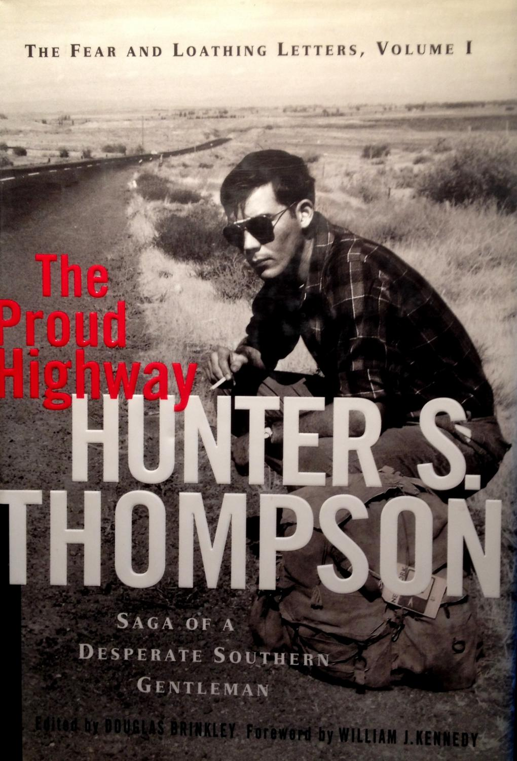 The proud highway by hunter s thompson first edition abebooks madrichimfo Choice Image