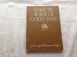 Inside the House of Good Taste: Wright, Richardson