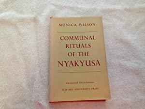 Communal Rituals of the Nyakyusa