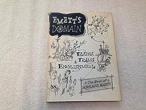 Emett's Domain: Trains, Trams and Englishmen, The: Rowland Emett
