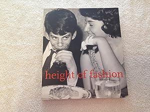 Height of Fashion: Eisner, Lisa &