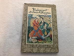Rubaiyat of Omar Khayyam: Omar Khayyam; Edward