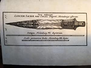 Dissertatio Historico-Critica De Imperiali Sacra Lancea Non: Sacra lancea, Heilige