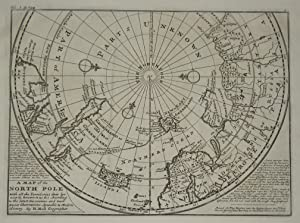(Arctic Cartography): A Map of the North Pole with all the Territories that lye near it, known to...