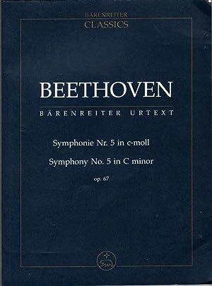 Bärenreiter Classics. BEETHOVEN - Bärenreiter Urtext -: Hrsg: Del Mar