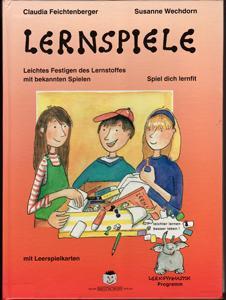 LERNSPIELE - Leichtes Festigen des Lernstoffes mit bekannten Spielen. Spiel dich lernfit. Mit ...