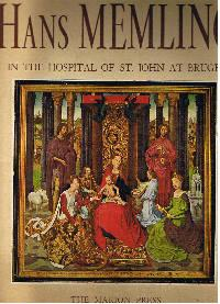 Hans Memling in the hospital of St.: Guillaume, Maur und