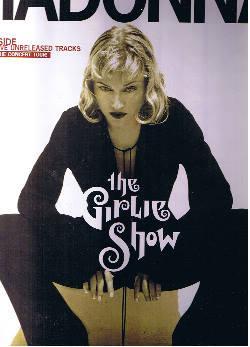Madonna - the girlie show : world: O`Brien, Glenn und