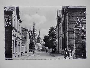 Aurich/Ostfrld. Burgtor: Thiele-Harms (Kaufhaus)