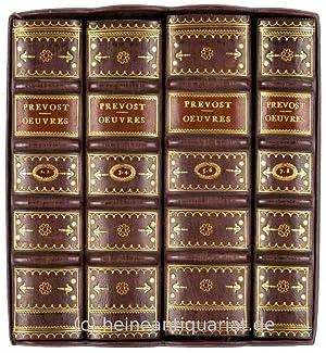 Memoires et aventures d'un homme de qualité: Prevost [Rückentitel], Antoine-Francois