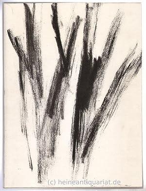 Baumzeichnungen / Drawings of a tree. Mit: Rabinowitch, David