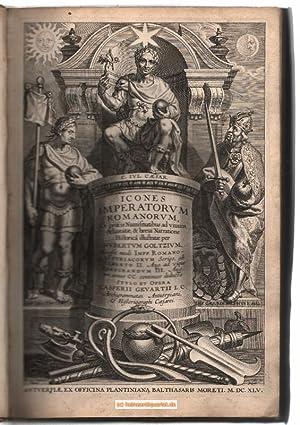 Romanae et Graecae antiquitatis monumenta. [nur Band: Goltz, Hubert genannt