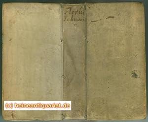 L.[ucius] ANNAEVS FLORVS. [Opera.] CL.[audius] SALMASIVS, addidit: Florus, Lucius [auch