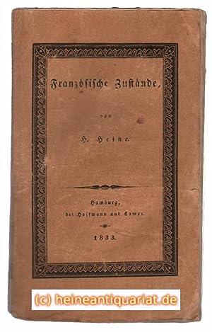 Französische Zustände, von H. Heine.: Heine, Heinrich