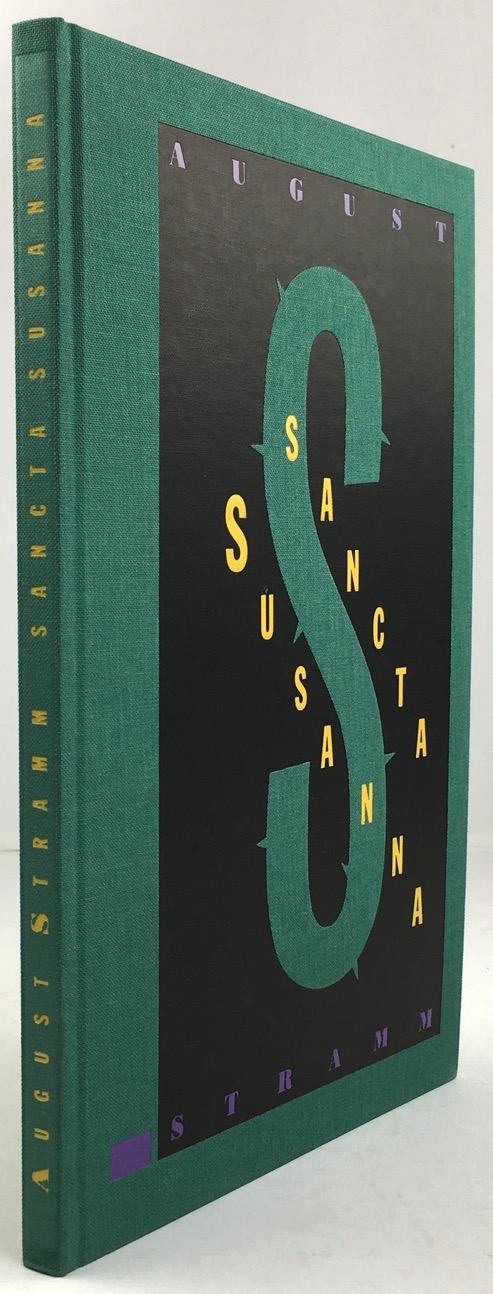 Sancta Susanna. Mit fünf, davon drei zweifarbigen: Stramm, August :