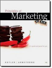 Principles of Marketing (14th Edition): Kotler, Philip; Armstrong,