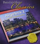 PRENTICE HALL SMITH CHARLES ALGEBRA 2 WITH: Stanley A. Smith;