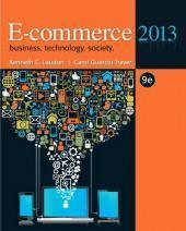 E-commerce 2013 (9th Edition): Traver, Carol Guercio;