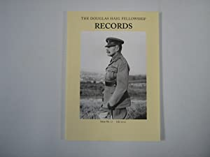 Records. The Douglas Haig Fellowship. Issue No. 17, June 2015
