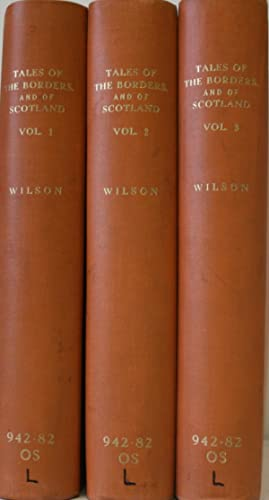 Wilson's Historical, Traditionary, and Imaginative Tales of: Wilson