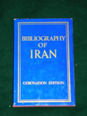 Bibliography of Iran Coronation Edition With a: HANDLEY - TAYLOR