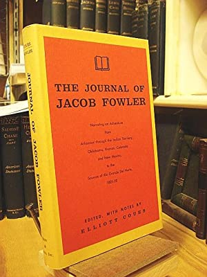 The Journal of Jacob Fowler: Coues, Elliott, ed.