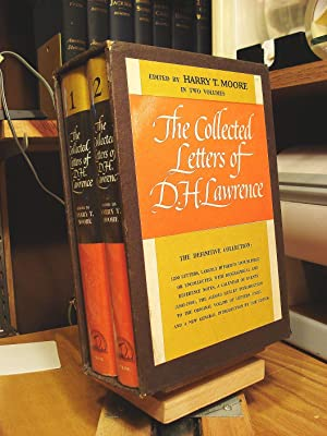 The Collected Letters of D. H. Lawrence