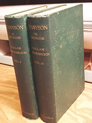 Alfred Lord Tennyson: A Memoir by His Son, Vols. I & II