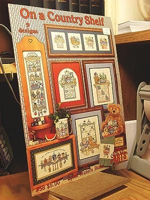 On a Country Shelf: Nine Designs (Graph-It: Busa, Lynn Waters