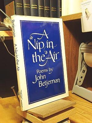 Nip in the Air: Betjeman, Sir John