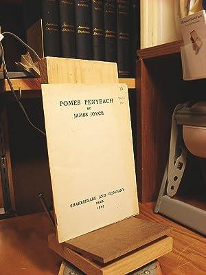 Pomes Penyeach: Joyce, James