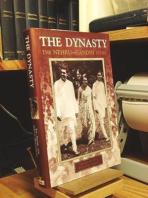 Dynasty: The Nehru-Gandhi Story: Adams, Jad;Whitehead, Philip