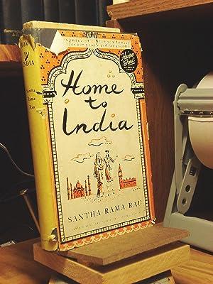 Home to India: Rau, Santha Rama