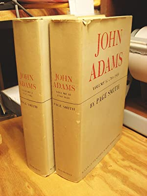 John Adams, Two Volumes: Smith, Page
