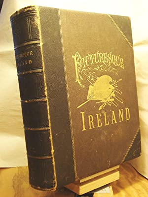 Picturesque, Ireland:A Literary and Artistic Delineation of: Savage, John