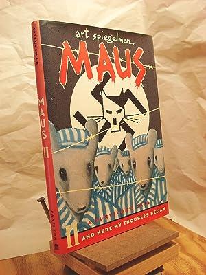 Maus a Survivors Tale: And Here My: Spiegelman, Art