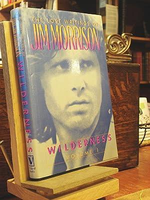 Wilderness: The Lost Writings of Jim Morrison,Vol.: Morrison, Jim