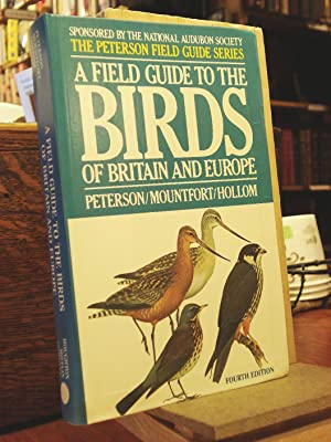 A Field Guide to the Birds of: Peterson, Roger Tory