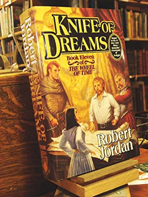 Knife of Dreams: Jordan, Robert