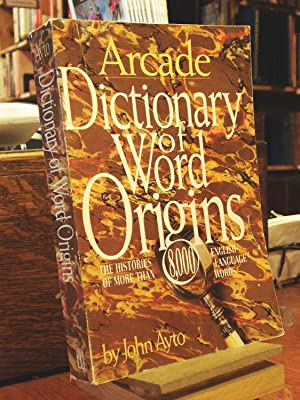 Dictionary of Word Origins