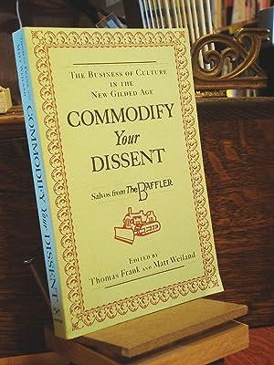 Commodify Your Dissent: Frank, Thomas &