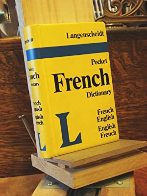 Langenscheidt's Pocket French Dictionary