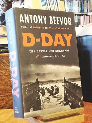d day by antony beevor used abebooks. Black Bedroom Furniture Sets. Home Design Ideas