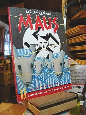 Maus II: Spiegelman, Art