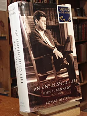 jfk an unfinished life An unfinished life is a 2005 american drama film directed by swedish director lasse hallström, and based on the mark spragg novel of the same name.