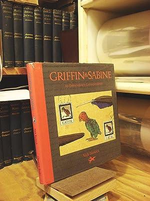 Griffin and Sabine: An Extraordinary Correspondence: Bantock, Nick
